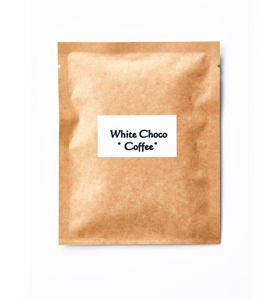 White choco coffee