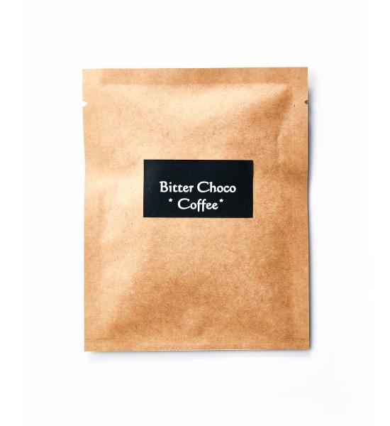Bitter choco coffee